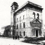 Chiesa della purificazione nel dopoguerra