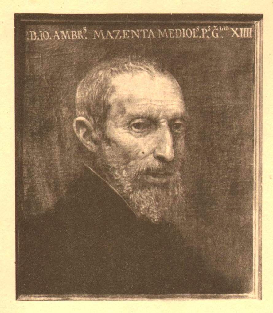Il barnabita Giovanni Ambrosio Mazenta