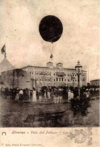 Palloni sgonfiati a Livorno